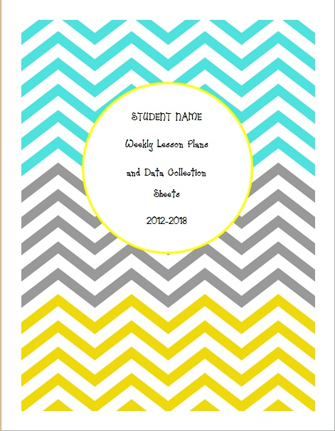 binder cover download free but only one color option printables