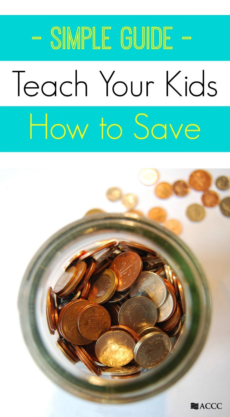 Teaching your kids how to save early can be really helpful for their future. Here is a simple guide to help you get starting teaching your kids about money and saving.