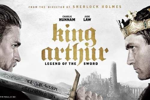 Spettacoli: #King #Arthur - Il potere della spada: trailer finale italiano e nuovi poster del film di Guy Ritchie (link: http://ift.tt/2op3KQd )
