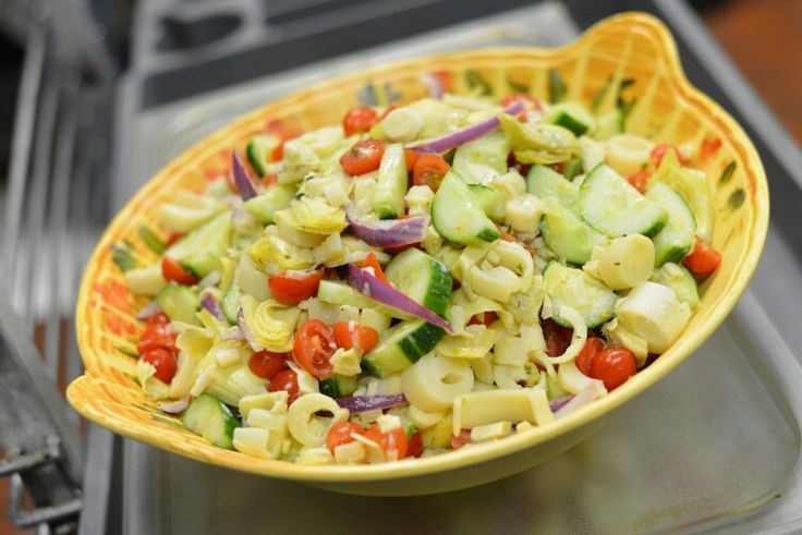 Hearts of Palm salad | Yummy Salads | Pinterest | Heart ...