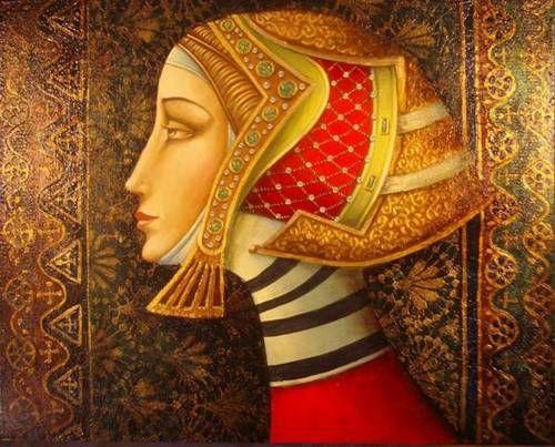 Artwork by Russian Painter: Sergey Ivchenko