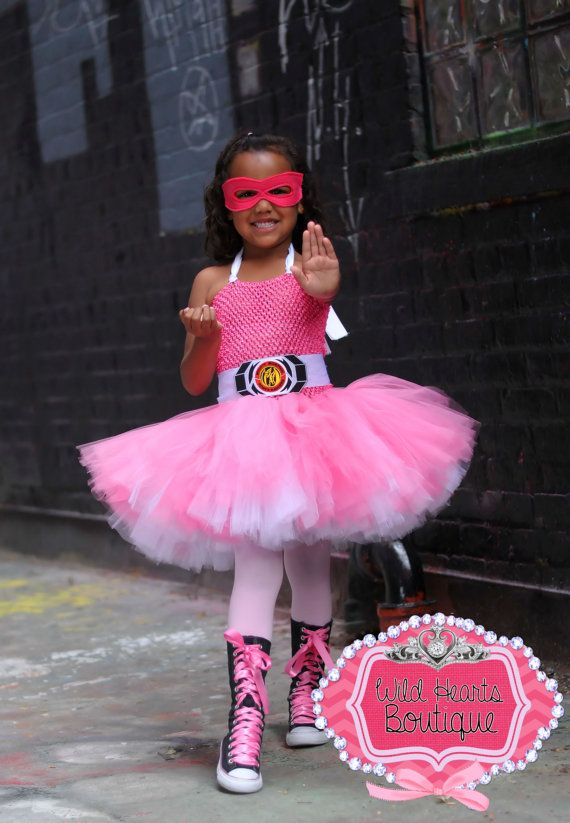 Hey, I found this really awesome Etsy listing at https://www.etsy.com/listing/162123558/power-rangers-inspired-costume-tutu