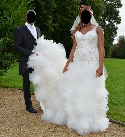 Robe de mariée Demetrios Ilissa 542 - Seine Saint Denis