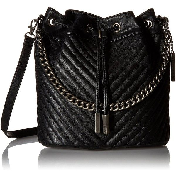 Aldo Specialty Shoulder Handbag (195 BRL) ❤ liked on Polyvore featuring bags, handbags, shoulder bags, aldo purses, shoulder bag purse, quilted handbags, quilted purses and bucket shoulder bag