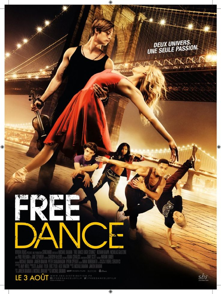 High Strung (2016; French title Free Dance) A talented