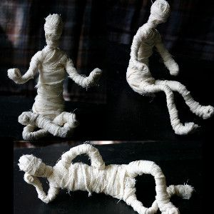 movable mummies best halloween decorationseasy