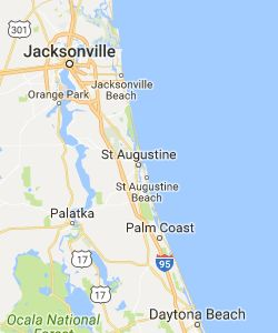 Find Haunted Hospitals in St. Augustine Florida - Royal Hope Hospital in St. Augustine Florida