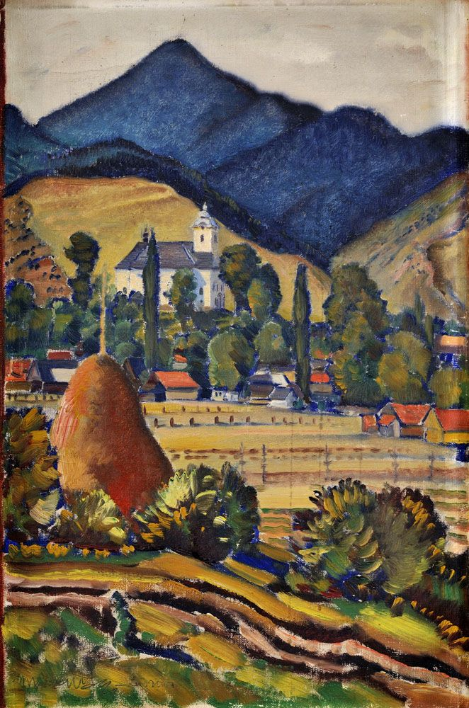 """""""Ludrová"""" Martin Benka (1888-1971)"""