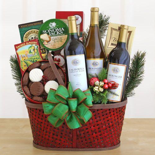 Wedding Gift Basket For Sister : gift baskets holiday gift baskets gourmet gift baskets gift basket ...
