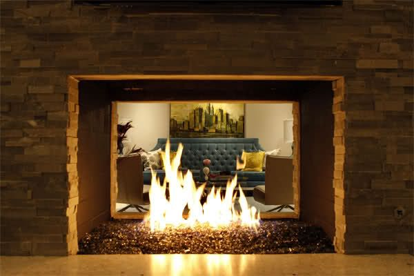 1000 Images About Fireplace On Pinterest Indoor Outdoor