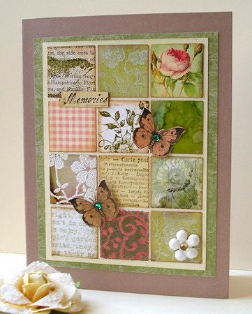 """9/20/2011; Jacqueline at 'Jacqueline's Craft Nest' blog; her """"inchie"""" cards are Fabulous!!"""