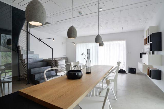 Interiér rodinného domu / Plzeň
