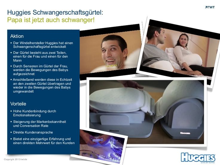 TWT Trendradar: #Huggies Schwangerschaftsgürtel  http://de.slideshare.net/TWTinteractive/trendradar-huggies-schwangerschaftsgrtel