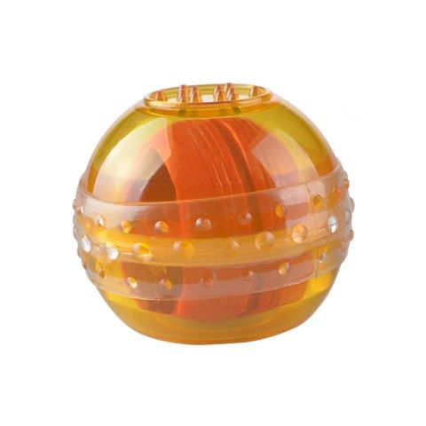 LED Power Gyroscope Hand / Wrist Ball (Orange)