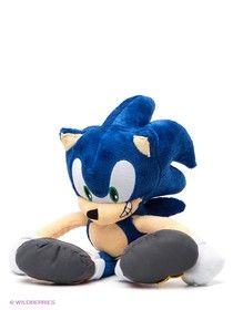 """Плюшевая игрушка """"Соник"""", Sonic на маркете Vse42.ru."""