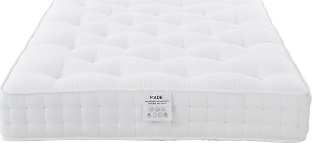 Bakersfield 1000 Pocket Memory Foam Super King Mattress From Made Looking For A That Guarantees Blissful Night S Sleep Look No Furt