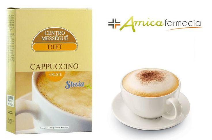 Assaggia il nuovo cappuccino Mességué con dolcificante Stevia ➨ https://www.amicafarmacia.com/novita-centro-messegue-diet-cappuccino-stevia.html