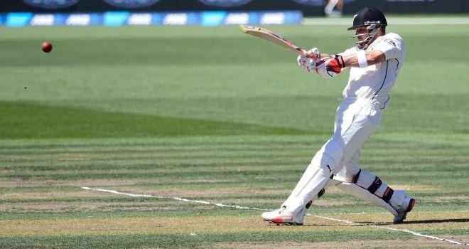 REPORT: Brendon McCullum hits record 54-ball century on D1 of 2nd http://ift.tt/1Olu6mV