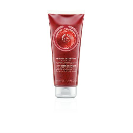 The Body Shop Limtited Edition Frosted Cranberry Body Polish