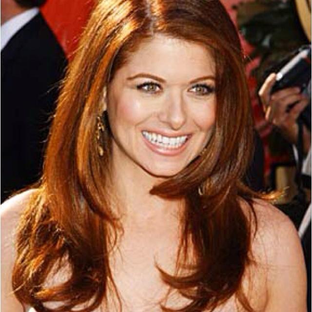 Debra Messing - gorgeous red hair! | Hair | Pinterest