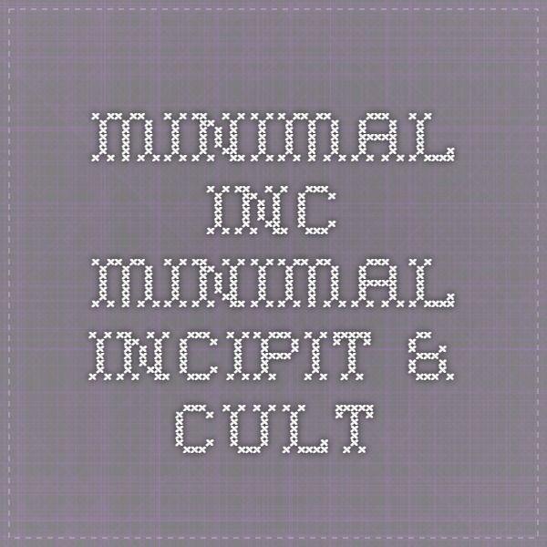 MINIMAL Inc