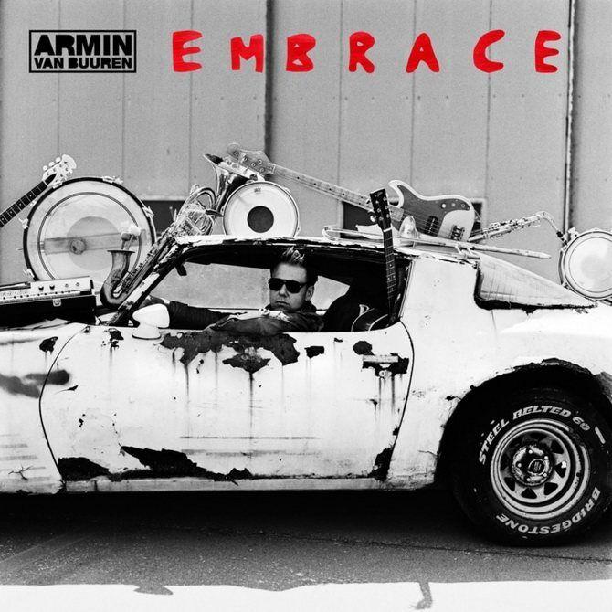 """Армин ван Бюрен назвал дату релиза нового альбома """"Embrace"""""""