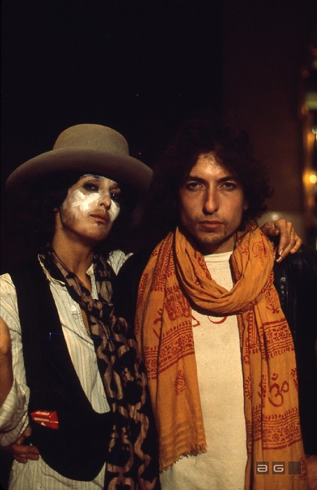 Bob Dylan & Joan Baez - (BD007KR) | Analogue Gallery