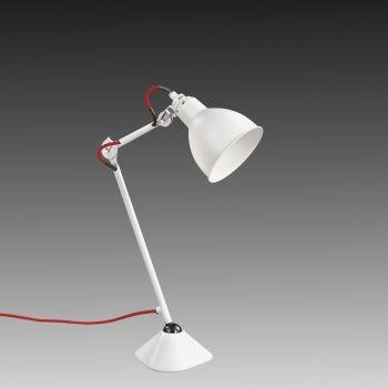 Фото Настольная лампа LOFT 1хЕ14 БЕЛАЯ (Lightstar, 765916) от магазина Amppa.ru