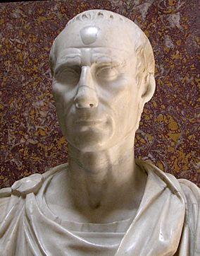 Vatican bust of Caesar: