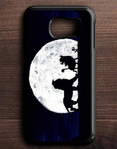 Hakuna Matata In Night Samsung Galaxy S6 Edge Case
