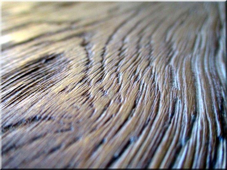 Homok szórt antik fa felülete