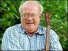 Lyle Ritz. The father of jazz ukulele. He first recorded jazz on the ukulele in the 1950s.