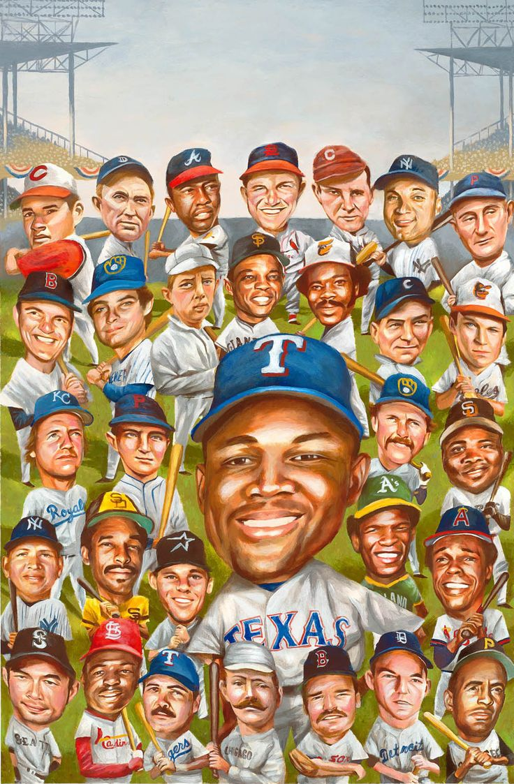 Texas Rangers: Interactive illustration: Meet every member of the 3,000-hit club, including newest member Adrian Beltre | SportsDay