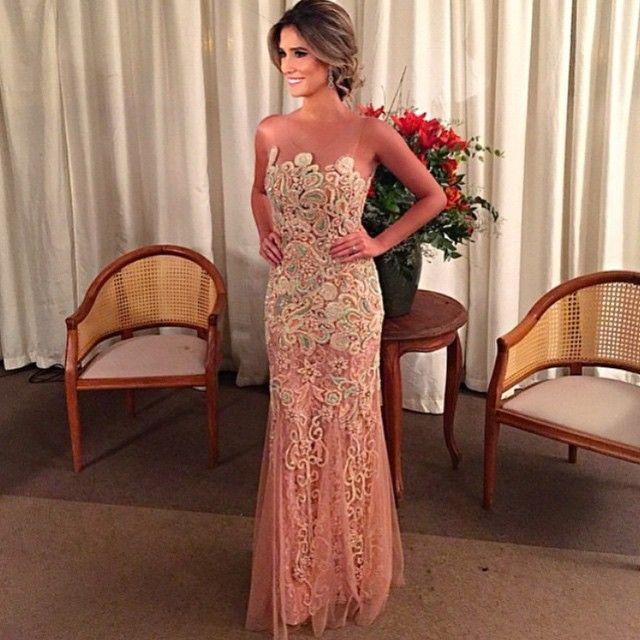 Vestido impecável Patricia Bonaldi