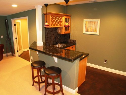 25+ Best Ideas About Small Finished Basements On Pinterest