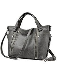 a6f749de3781 Tote Bag for Women Large Faux Leather Purse and Handbags Ladies Work  Designer