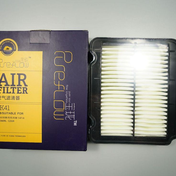 air filter for CHEVROLET AVEO Hatchback / lova / spark 1.4 / 1.6 ,CHEVROLET KALOS Saloon DAEWOO KALOS Saloon OEM:96536696 #PK41