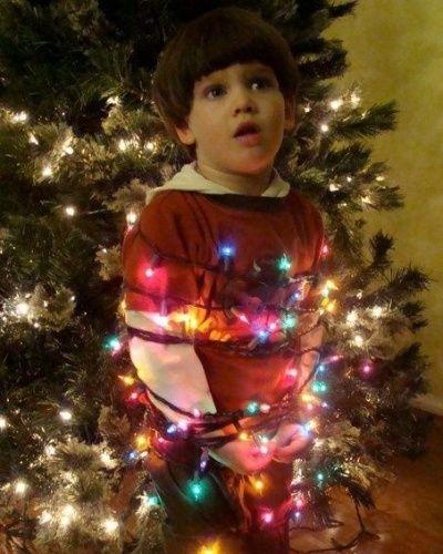 As fotos mais bizarras de natal - Assuntos Criativos