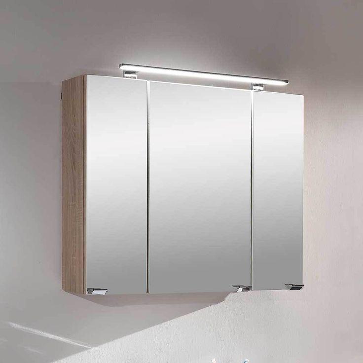 Die besten 25+ Badspiegelschrank Ideen auf Pinterest Schrank mit - badezimmer spiegelschrank günstig