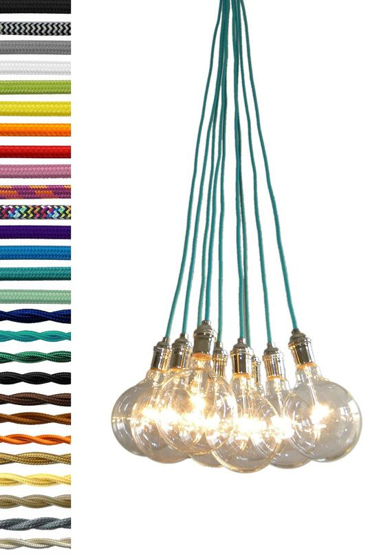 27 Best DIY Pendant Lights Images On Pinterest