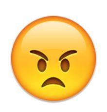 1000 idées sur le thème Angry Emoji sur Pinterest   Émoticône et ...