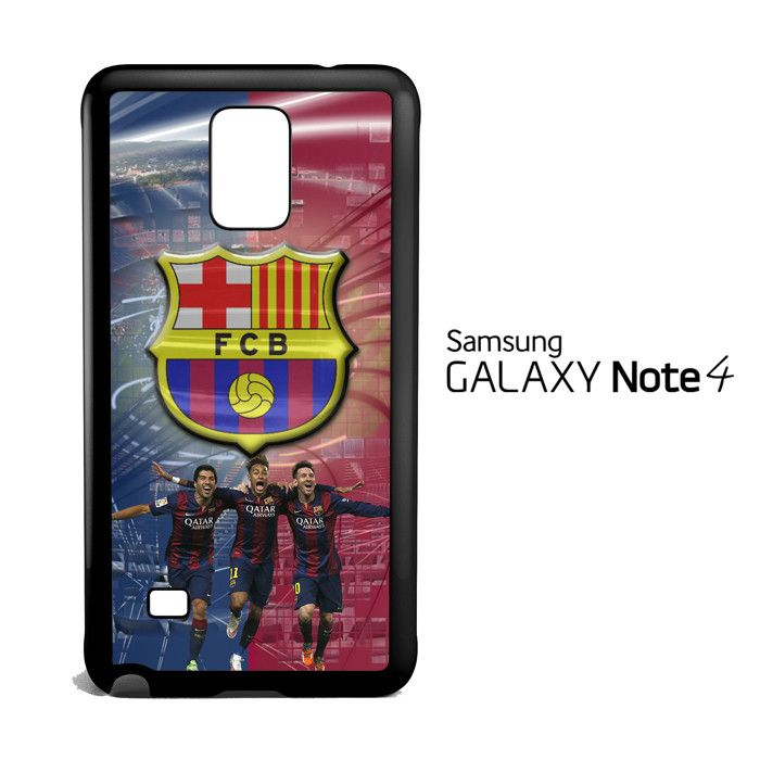 Suarez Neymar & Messi X3140 Samsung Galaxy Note 4 Case
