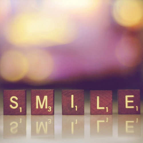 ░ smile ░