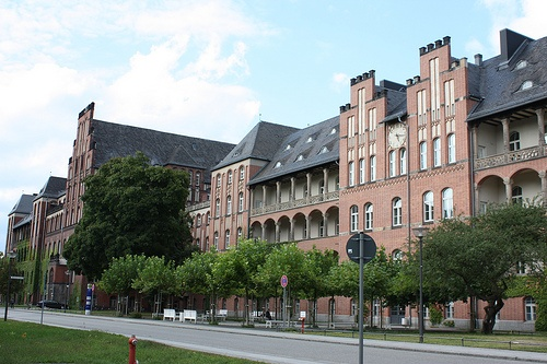 Alte Charite Berlin