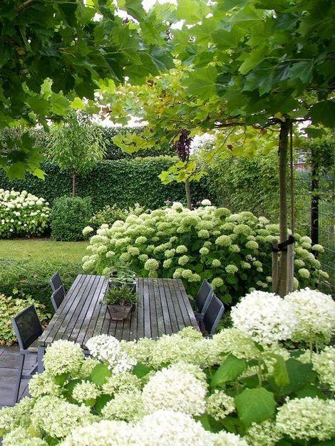 Bei der Gestaltung von Gärten geht es nicht nur d…