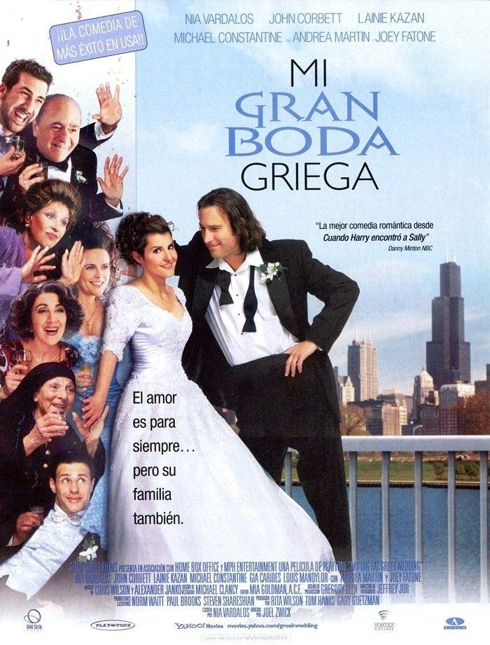 Mi gran boda griega (2002) - Ver Películas Online Gratis - Ver Mi gran boda griega Online Gratis #MiGranBodaGriega - http://mwfo.pro/1816692