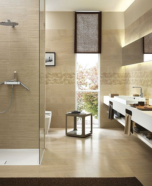 Lifestyle by Ragno is a ceramic tile collection with a sophisticated natural style. The stone-effect porcelain Lifestyle tiles are available in two surface finishes, four colours and four cut sizes. Suitable for use as an indoor and outdoor floor and wall covering and paving in both residential and retail locations.