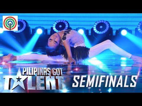 Pilipinas Got Talent Season 5 Live Semifinals: Deniel Sarmiento - Dancer