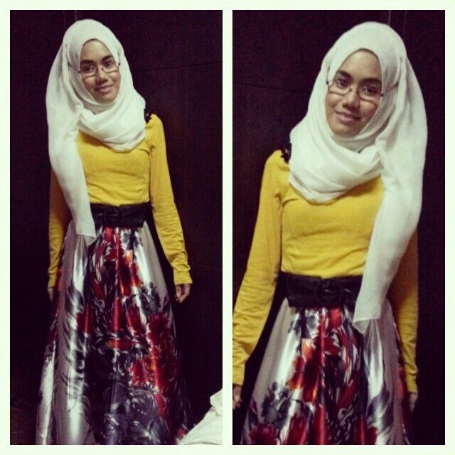 Inspired. #hijabfashion