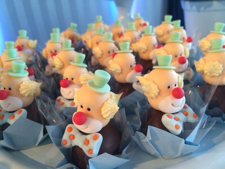 Doces modelados kiko e arlete doces para o circo candy color!